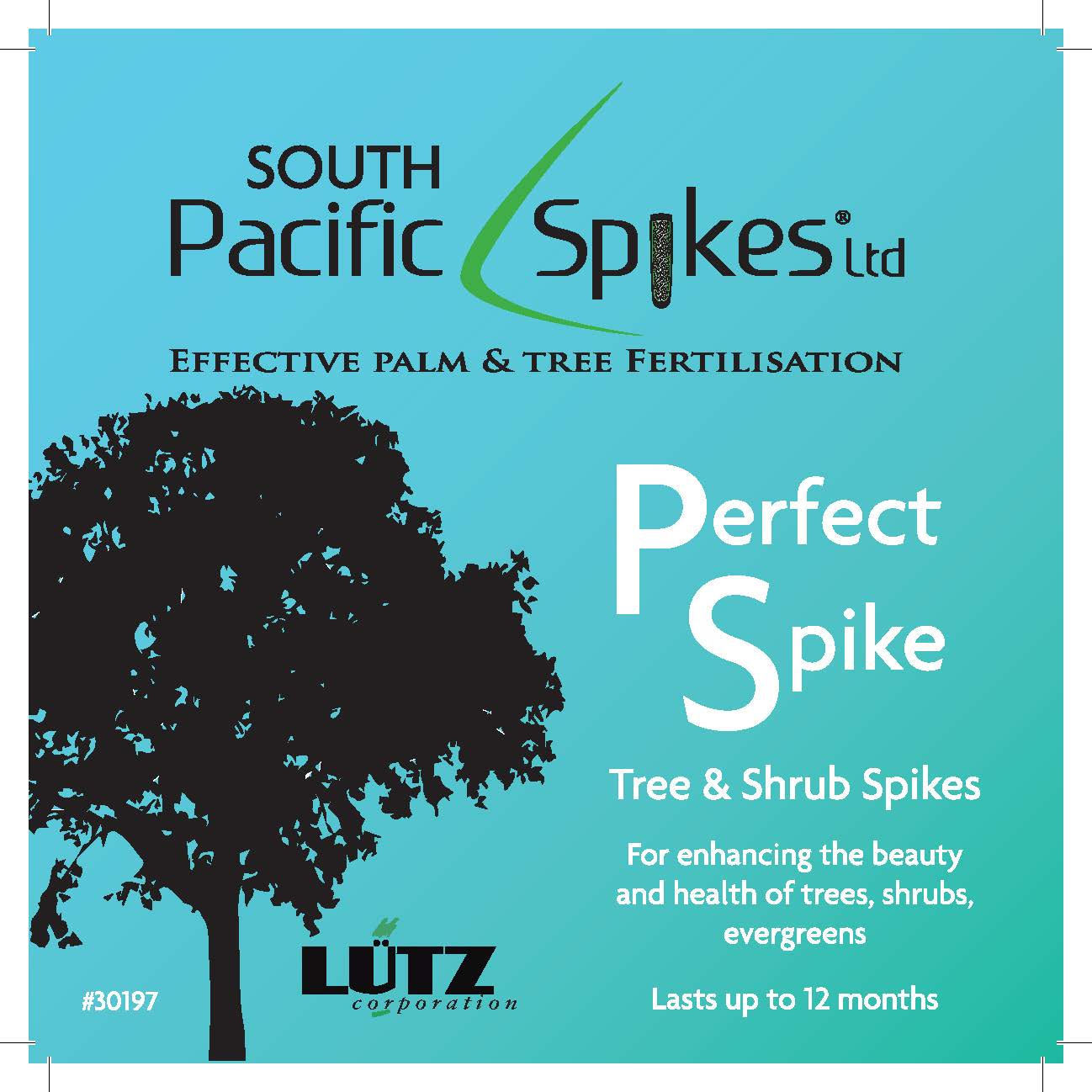 Perfect Spike – Tree & Shrub Spikes – 5 pack